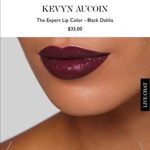 $35 Kevyn Aucoin the expert black Dahlia lipstick
